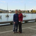 Lake Zurich waterfront