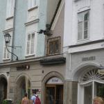 The smallest house in Salzburg